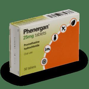 Boite de Phenergan