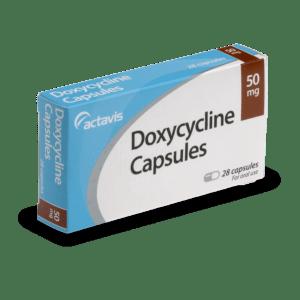 Boite de Doxycycline