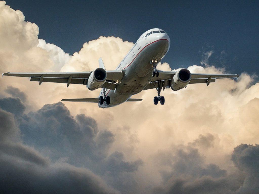 Mal de l'air en avion