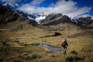Trek dans la Cordillera Blanca
