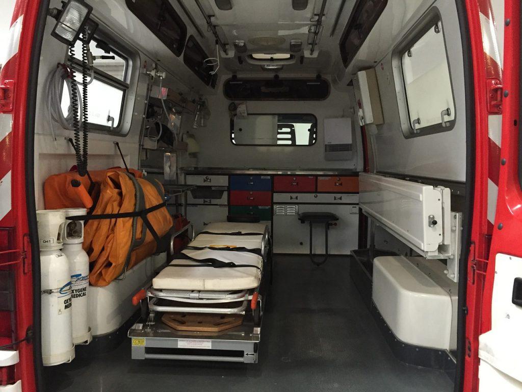 aller aux urgences