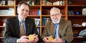 Marshall et Warren, prix Nobel de physiologie ou médecine 2005