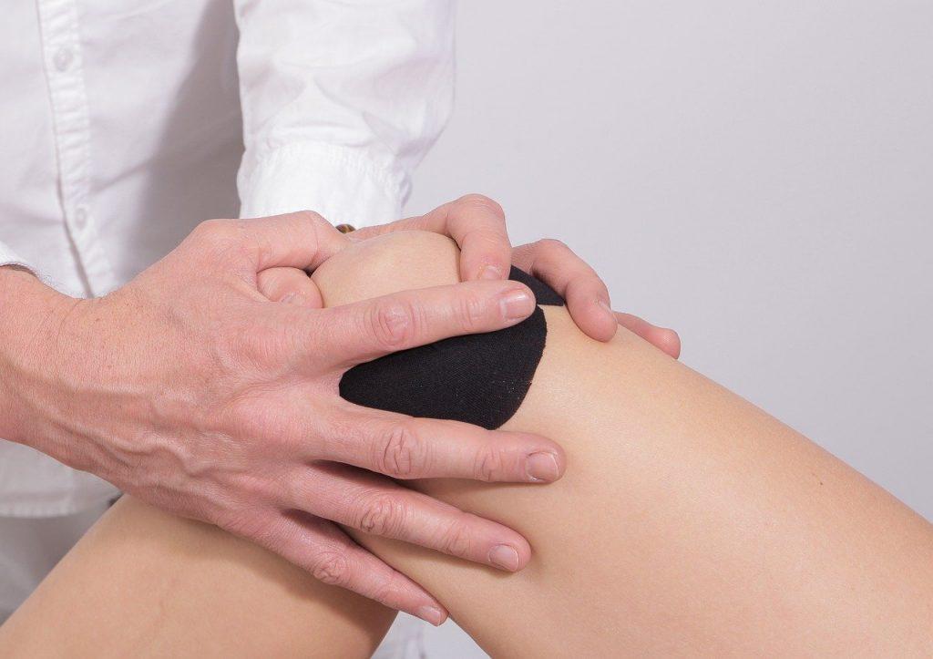 soins arthrose genou