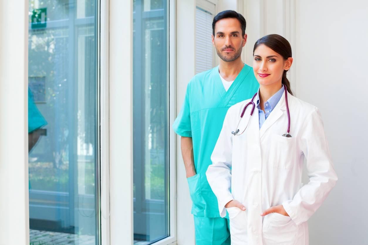 sabot médical infirmier