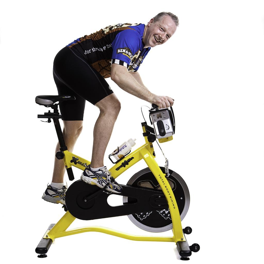 Home Trainer jaune